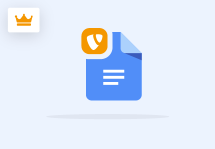 Import Google Docs to TYPO3